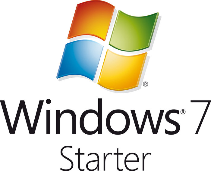 WINDOWS  7 STARTER - CON DVD - OEM EN ESPA�OL