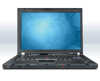 IBM Lenovo Thinkpad Z61T Dual Core - 1Gb - 80Gb - DVD - WiFi