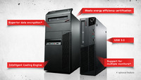 ThinkCentre M71z Intel Core i5-2400s Processor, 4GB, 500GB
